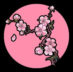 CherryBlossomSymbolStage