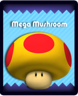 Super Mario & the Ludu Tree - Powerup Mega Mushroom
