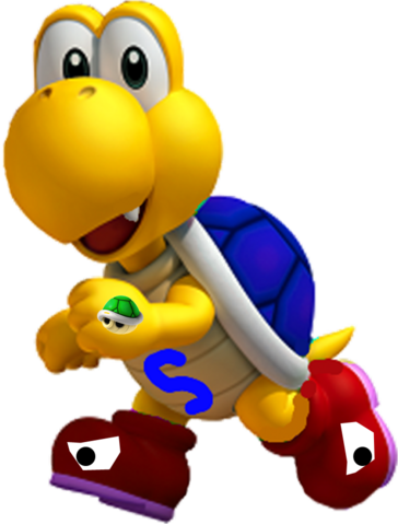 File:Sam the Koopa by gabriel.png