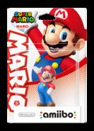Amiibo - SM - Mario - Box