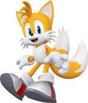 Tails Smash Bros