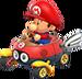 Baby Mario MK8 Icon