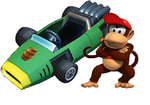 Diddy Kong Artwork 2