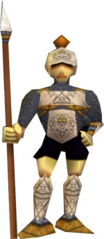 Royal Crest Castle Guard