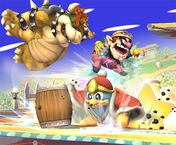 King Dedede Up Special Move2