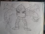 King Kube KiloBot (sketch)