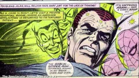 Supervillain Origins Green Goblin