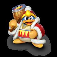 King Dedede SSB5 Icon