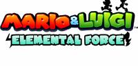 Mario & Luigi: Elemental Force