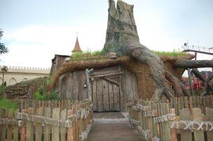 Shrek's Swamp (Universal Studios Singapore)