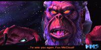 Star Fox: Andross' Invasion/Bosses