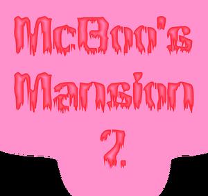 McBoo's Mansion 2 Logo