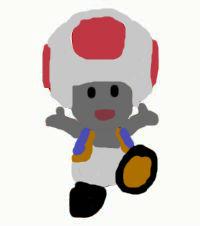 Robo toad