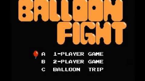 Bonus Round (Balloon Fight)