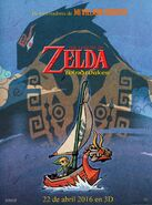 The Wind Waker Movie Spanish Poster