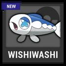 ACL -- Super Smash Bros. Switch Pokémon box - Wishiwashi