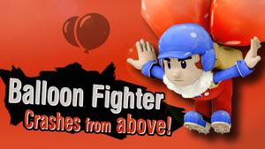 BalloonFighterSplashArtSSBSmite