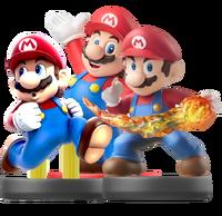 Mario Amiibos January