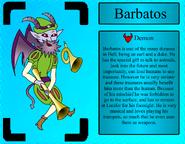 BarbatosProfile