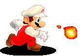 Fire Mario SM3DL