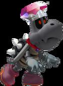 King Bones SMW3D