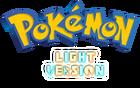 Pokemon Light Version Logo