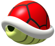 Red Shell SM3DW