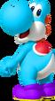 ACL MK8 Light Blue Yoshi