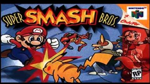 Fighting Polygons (Super Smash Bros