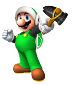 Newer Hammer Mario