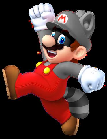 File:Raccoon Mario NSMBWC.png