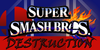 Super Smash Bros. Destruction