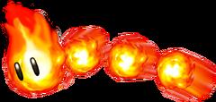 Fire Snake NSMBDIY