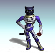 Panther Artwork