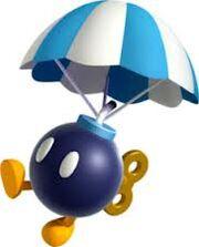 Parachutebobomb