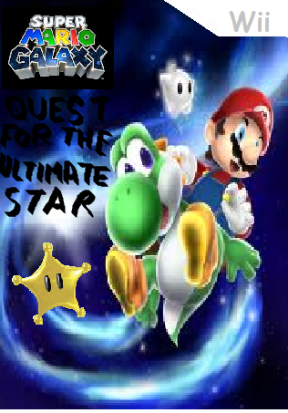 File:Super Mario Galaxy Quest for the Super Star Logo.png