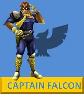 Captain FalconSSBGX