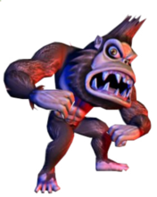 George from Rampage