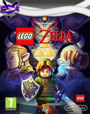 Lego legend of zelda v2