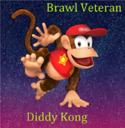 SSBC Roster Diddy Kong