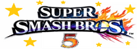 Super Smash Bros 5 logo