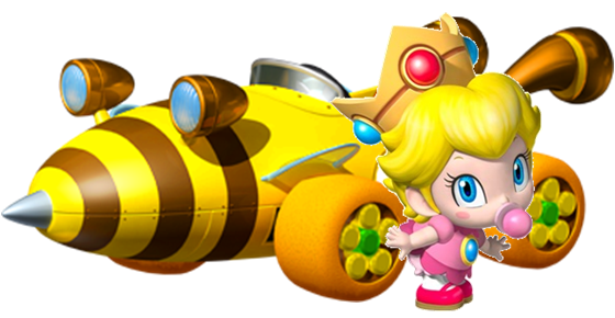 File:Baby Peach MK9.png
