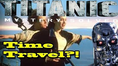 Titanic Theory Jack is a Time Traveler Sent from the Future?!