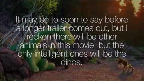 How Will The Good Dinosaur fit into The Pixar Theory (Part 1)