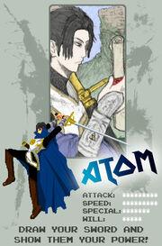 Atom45 Pixel ID by fwaem