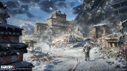 Far Cry 4 DLC Valley of the Yetis concept art by XuZhang (29)