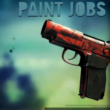 (FC3) 6P9 Paint Job 3 Fire