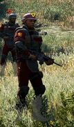 Royal Guard Defender Lieutenant
