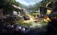 Farcry3 pig-farm