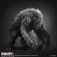 Far Cry 4 DLC Valley of the Yetis concept art by XuZhang (41)